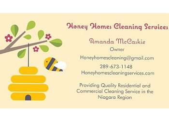 Welland house cleaning service Honey Homes Cleaning Services