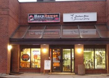 Pickering bbq restaurant Horn Dawgs Smokin BBQ