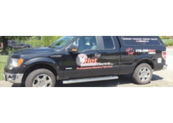 Surrey electrician Hot Electric, Inc.