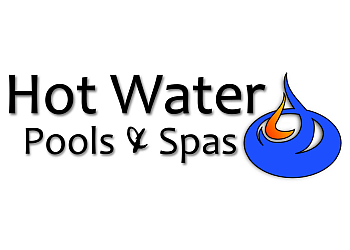 Airdrie pool service Hot Water Pools & Spas