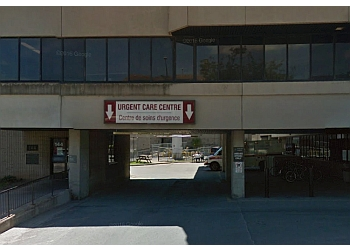 Kingston urgent care clinic Hotel Dieu Hospital Urgent Care Centre