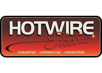 Kelowna electrician Hotwire Electric Ltd