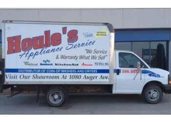 Sudbury appliance repair service Houle's Appliance Service Inc.