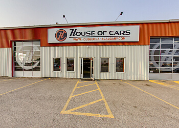 Calgary used car dealership House Of Cars Barlow Trail