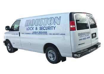 Newmarket locksmith Houston Lock & Security
