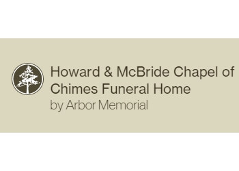 Edmonton funeral home Howard & McBride Chapel of Chimes Funeral Home
