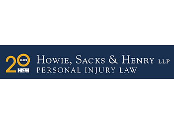 Halton Hills personal injury lawyer Howie, Sacks & Henry LLP