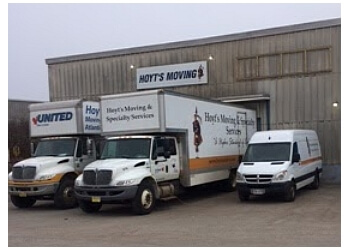 Saint John moving company Hoyt's Moving & Storage