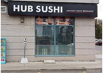 Vaughan sushi Hub Sushi