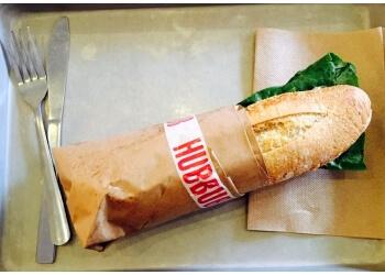 Vancouver sandwich shop Hubbub