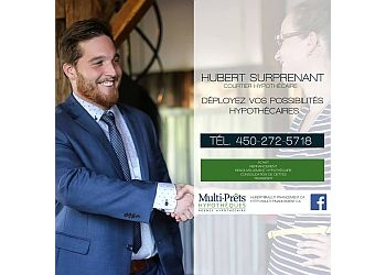 Granby mortgage broker Hubert Surprenant