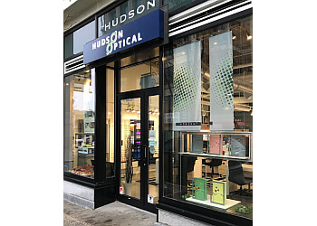 Victoria optician Hudson Optical