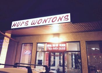 Sherwood Park chinese restaurant Hui's Wontons