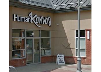Human Kanvas Airdrie Tattoo Shops