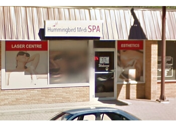 Medicine Hat med spa Hummingbird Medi SPA