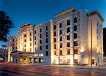 Winnipeg hotel Humphry Inn & Suites