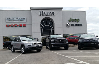 Milton car dealership Hunt Chrysler Fiat