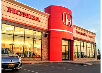 Huntsville car dealership Huntsville Honda