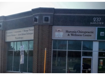 Barrie acupuncture Huronia Chiropractic & Wellness Centre