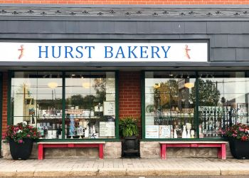 Aurora bakery Hurst Bakery