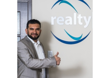 Mississauga real estate agent Husein Gandhi with Realty in Motion