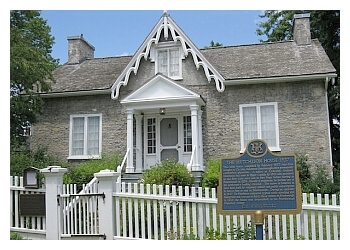 Peterborough landmark Hutchison House