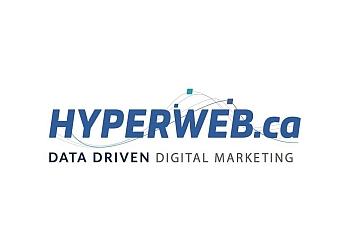 Oakville web designer Hyperweb