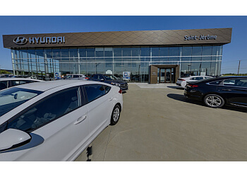 Mirabel car dealership Hyundai Auto St-Jérôme