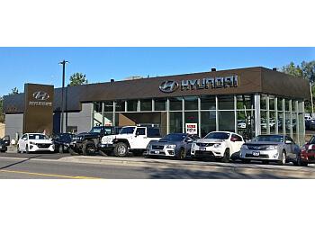 Huntsville car dealership Hyundai of Muskoka
