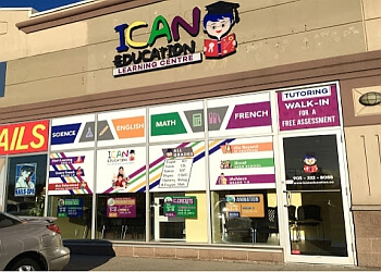 Burlington tutoring center ICAN Education