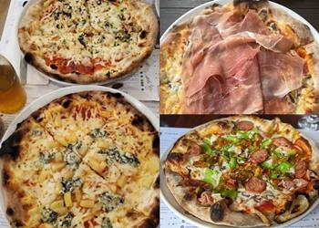 Montreal pizza place IL FOCOLAIO