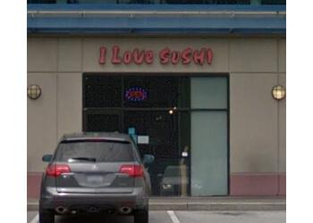 Coquitlam sushi I Love Sushi
