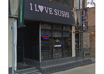 Edmonton sushi I Love Sushi