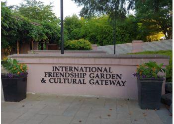 Abbotsford places to see INTERNATIONAL FRIENDSHIP GARDEN