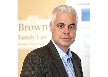 Guelph divorce lawyer Ian J. H. Brown