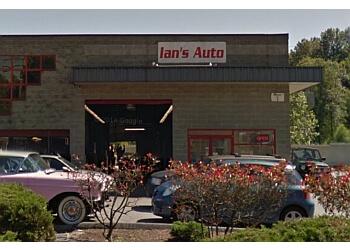 Coquitlam car repair shop IAN'S AUTO SHOP