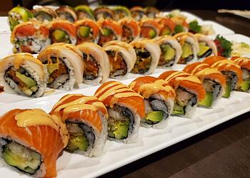 Burlington sushi Ichiban Sushi House