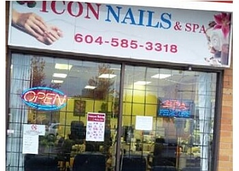 Surrey nail salon Icon Nails & Spa