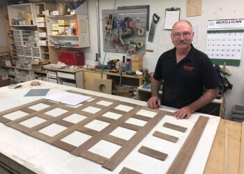 Edmonton custom cabinet Iconic Cabinets Inc.