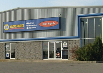 Orangeville auto parts store Ideal Supply Inc.