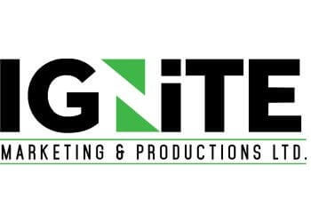 Grande Prairie advertising agency Ignite Marketing and Productions Ltd.