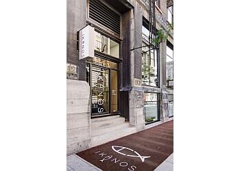 Montreal mediterranean restaurant Ikanos