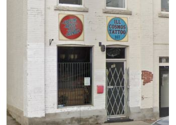 Milton tattoo shop Ill Cosmos Tattoo Studio