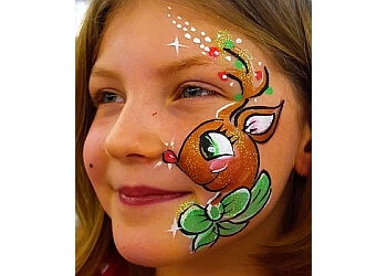 Abbotsford face painting Imagine That