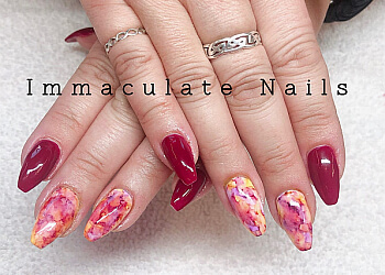 St Albert nail salon  Immaculate Nails & Spa Ltd.