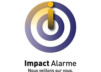 Quebec security system Impact Alarme