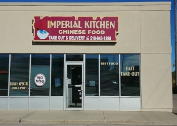 Orangeville chinese restaurant Imperial Kitchen Chinese & Asian Restaurant