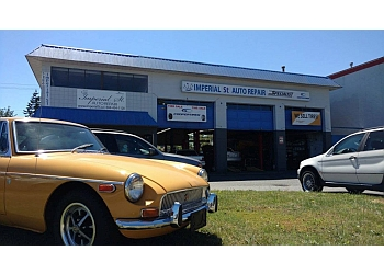 Burnaby car repair shop Imperial Street Auto Repair & Detailing