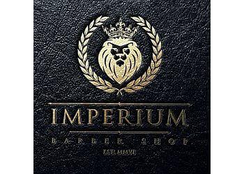 Toronto barbershop Imperium Barbershop