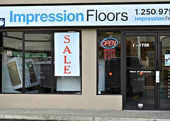 Kelowna flooring company Impression Floors